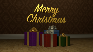 Merry Christmas 2014! by polygonbronson