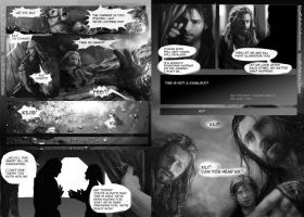 Hobbit Comic part 01 by Brilcrist