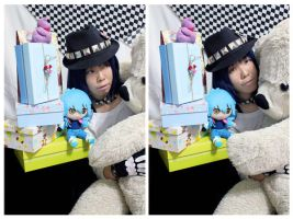 DRAMAtical Murder: The other twin by TsubakiG