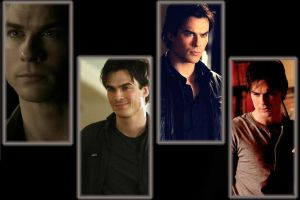 damon salvatore 1 by reven94