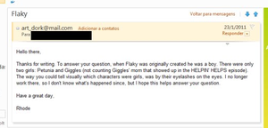 PROOF FLAKY IS MALE by A-Troll-Is-You