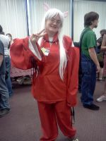 Inuyasha at Nashicon 2011 by Kyuubichowderfan