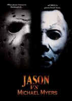 Jason Vs Micheal Myers by FullMoonMaster