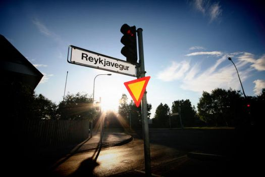 Reykja rd. by hnefill