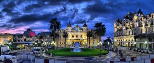 Monte-Carlo Casino HDR by DS1985