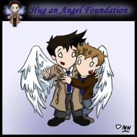 Hug an Angel Foundation by blackbirdrose