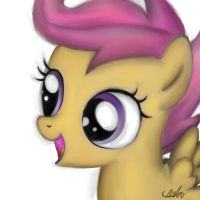 Scootaloo! by Maggsec4