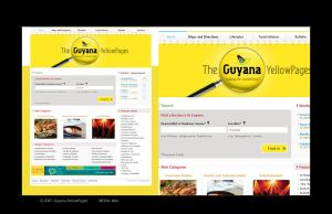 Guyana YellowPages by depthskins