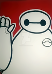 Baymax by Cheekydesignz