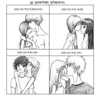 Cute Kiss Meme by vampiric-strangel
