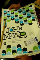 John Mayer - Concert Merch by kiki-bozu