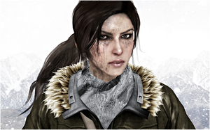 Rise of the Tomb Raider II by jagged66