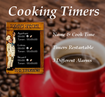 Cook Timers by Eclectic-Tech