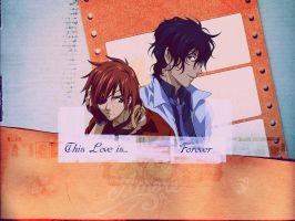 Tyki x Lavi - LUCKY by LunaInverseElric