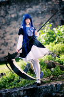 Umineko - The Executioner by BernieCOSPLAY
