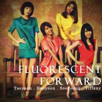 SNSD Fluorescent Forward by GraPHriX