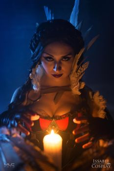 Philippa Eilhart, Avian Legacy skin by IssabelCosplay