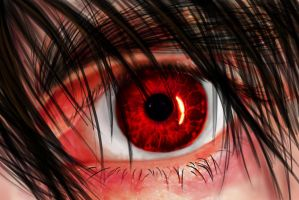 .:Enraged In Red:. by Ravyn1078