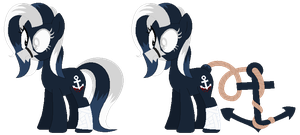 Anchor Ponies *RELEASED* by C0I0R