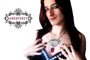 Vampire Necklace by SusanaDS-Stocks