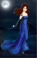 Snow Queen collection - Anne Waterfall by Arrelline