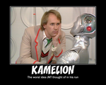 Five's thoughts on Kamelion by Percyfan94