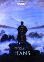 Hans Custom-made Poster by HKY91