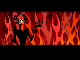 My Name is Aku by franco-andres