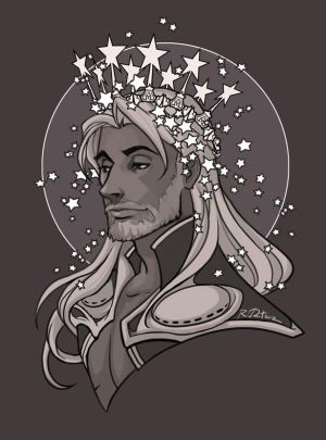 Thor Wore A Bright Crown of Stars