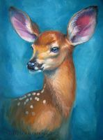 Fawn by Lilian-art