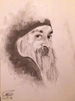 Osho by DlovanD