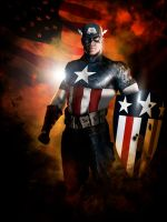 Captain America by Harben-Pictures