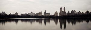 Central Park - Panorama by Me-Myself-And