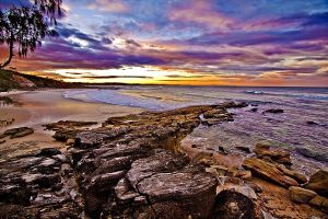 Bartlett's Beach NSW Australia by BeauNestor