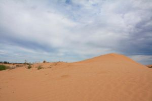 Perry Sand Dunes by Lindalees