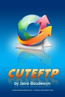 CuteFTP Icons by weboso