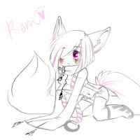 New Character .::Rem::. by EvilPink95