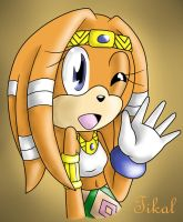 Tikal Colored by CristalArual