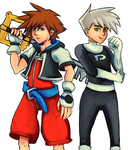 Sora - Danny by GreatPeace