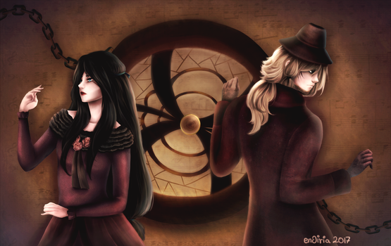 wheel of misfortune by Endiria