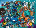 Nintendo Force - Go Fish by Thormeister