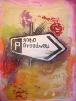 Soho Broadway by saintrok