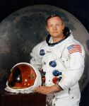 Neil Armstrong by M-Skirvin