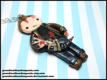 Purgatory Dean Necklace by GrandmaThunderpants