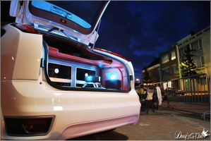 Ford Focus ICE By Night by DavysGT