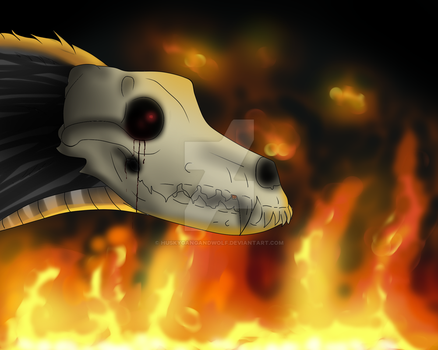 Welcome to hell! by HuskyGangAndWolf