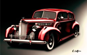 Packard by TwoStripTechnicolor