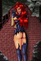 The Witchblade's Curse - Masane Amaha by MDVillarreal