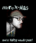Merry xXx-mas and a Happy New 2018 by MushroomBrain