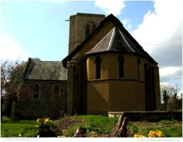 Rushford Church rear by In-the-picture